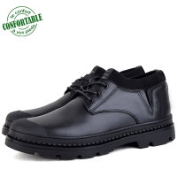 Chaussures 100% Cuir Médical  KW-805NW