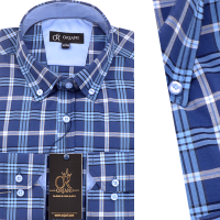 Chemise Pour Homme manches Longues OR-051