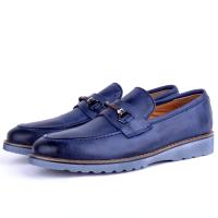 Chaussures de ville très chic BLEU KW-953