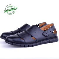 Sandales Médicales Pour Homme  Très Confortable KW-341
