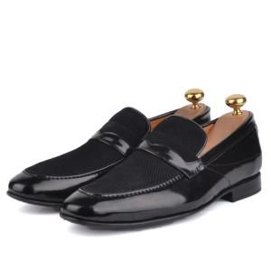 Chaussures classiques noir 1059