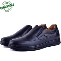 Chaussures Médicale 100% Cuir EXTRA Confortable