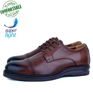 Chaussures 100% Cuir Confortable LO-708M